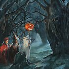 Halloween's Day by JBMonge