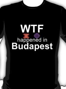 WTF Budapest T-Shirt