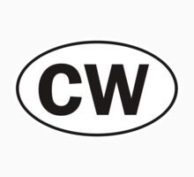 CW - Oval Identity Sign by Ovals