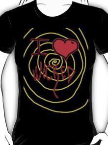 i love wicked  T-Shirt