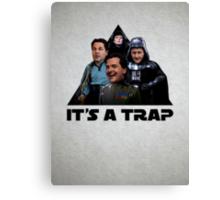 ConDem Wars - It's a Trap Canvas Print