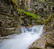 Canyon in Canada by muphotographic