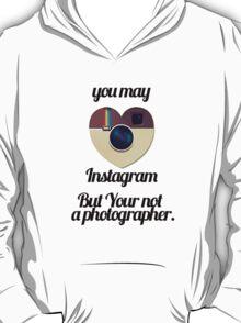 Instagram <3ers. T-Shirt