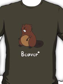 B for Beaver T-Shirt