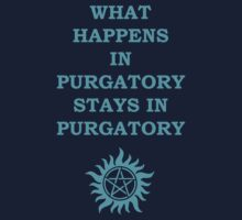 Supernatural What Happens in Purgatory ...  by dr-kara