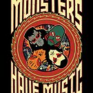Monsters of Rock Vol. III by ivanrodero