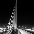 The Bridge at Night - 2 by Simon  Goyne