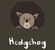 H for Hedgehog by gillianjaplit