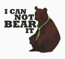 I Cannot Bear It by holy-molars