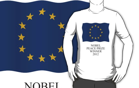 Europe - Nobel Peace Prize winner 2012 by stuwdamdorp