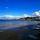 Swanage Bay by Mike Streeter