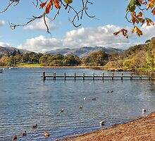 018 Lake Windermere by George Standen