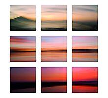 3 seascapes Photographic Print