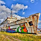 098 Duke Of Lancaster, North Wales by George Standen
