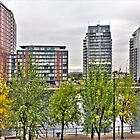 109 Salford Quays, Manchester by George Standen
