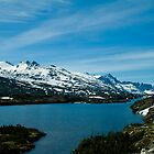 Summit Lake at Fraser by Yukondick