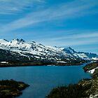 Summit Lake at Fraser by Yukondick