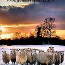 Merry Christmas ( Frohliche Weihnachten ) by JEZ22