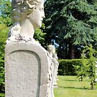 Statues, Chiswick Gardens by TheLondonphile