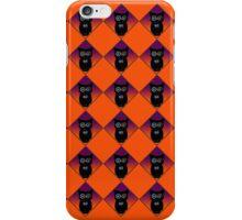 Little Owls Halloween Pattern iPhone Case/Skin