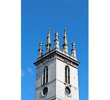 St Mary Somerset Photographic Print