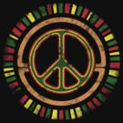 Rasta Peace by Thomas Jarry