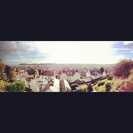 Panoramic shot by FatHoz