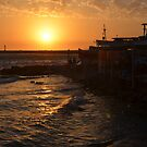 Mykonos Sunset I by Jamie Alexander