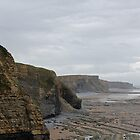 Four Cliffs by Gordondon