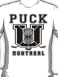 Montreal Hockey T-Shirt