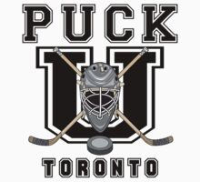 Toronto Hockey by SportsT-Shirts