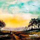 Twilight on Egdon Heath.. by © Janis Zroback