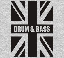 DRUM AND BASS UK by DropBass