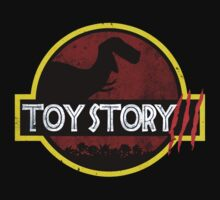 Toy Story Jurassic Park by SwordStruck