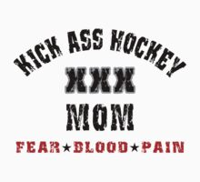 Hockey Mom by SportsT-Shirts
