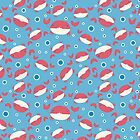Crab Pattern by SaradaBoru