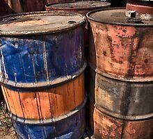Barrels by Adam Northam