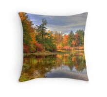 Lake Jean Throw Pillow