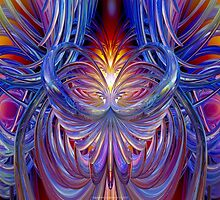 Sacred Heart Burning Desire Fx  by AdamF-X29