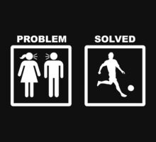 Problem - Solved - Football by FC Designs