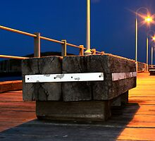 Evening seat by SharronS