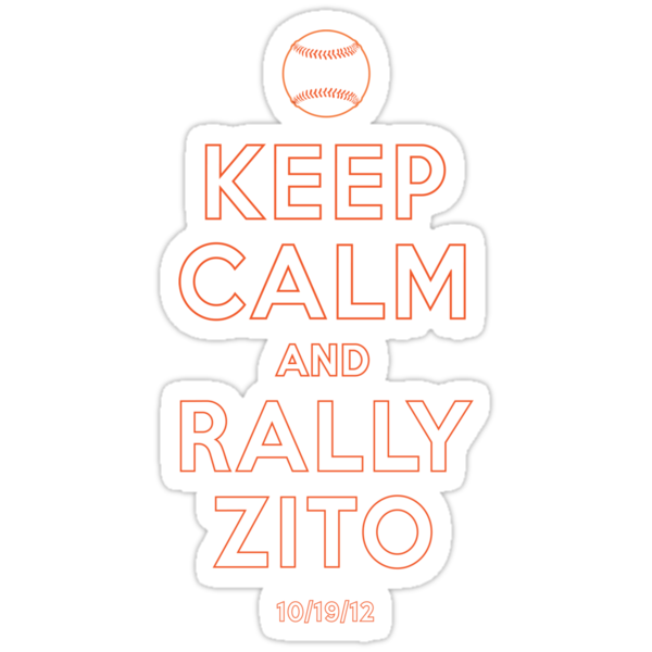Rally Zito by swiener