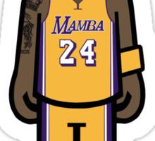 """VICT """"Beware the Black Mamba"""" Sticker"""
