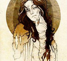 Osha by elia, illustration