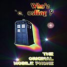 Who's Calling? The Original Mobile Phone by muz2142