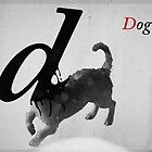D-dog by hookillustrator