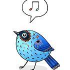 Blue Bird by freeminds