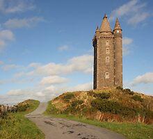 Scrabo Tower by Adrian McGlynn