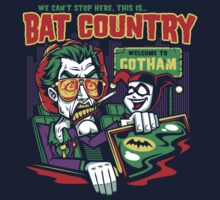 Harley's Bat Country by harebrained