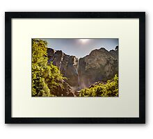 Wisp of a Rainbow  Framed Print